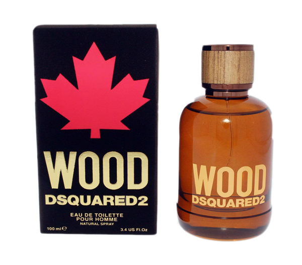 Picture of DSQUARED2 WOOD