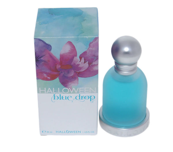 Picture of HALLOWEEN BLUE DROP