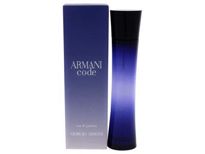 Picture of ARMANI CODE